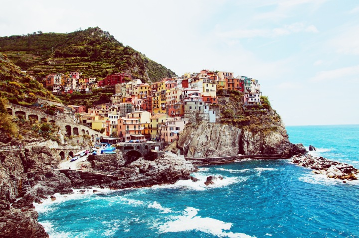 3 Out Of 5 (Adventures in CinqueTerre)