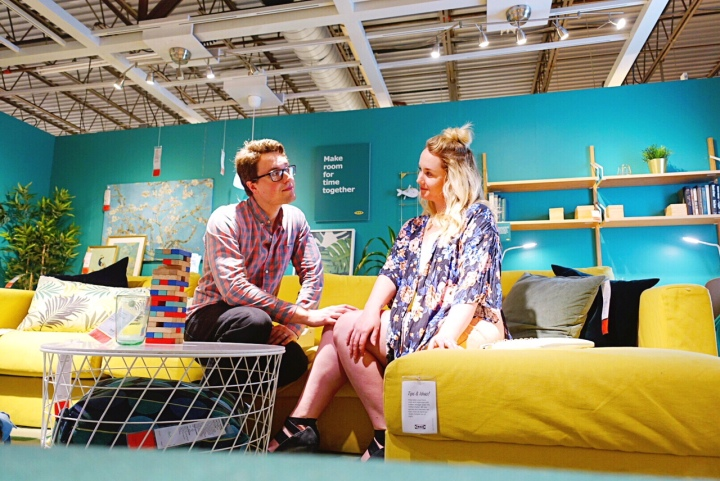 Cheap Dates: Ikea = Good Idea!