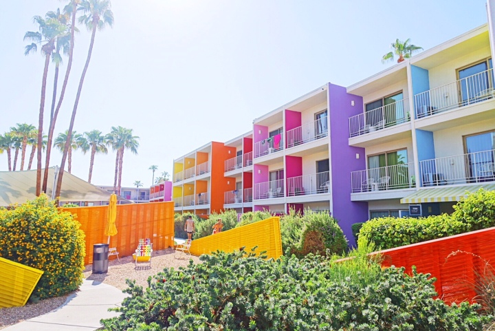 The Rainbow Hotel